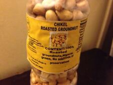 Chikel Roast Groundnut 100% Pure organicwith no additives (in 750ml bottle)