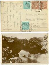 1939 Lisbon Portugal to Paris France - pc/cover