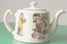 Vintage Original Teapot Unmarked Porcelain & China