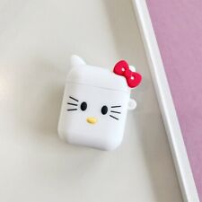 HELLO KITTY  Earphone Silicone Case Cover for Apple Airpods Charger Case