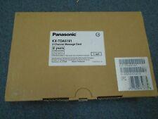 NEW (1) Panasonic KX-TDA50 Hybrid PBX KX-TDA5191 SVM2 2 Channel Voice Messaging