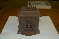 New ListingBear Stearns Infrastructure Coin Bank - Cast Iron - Rusty