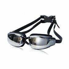 Prescription Swimming Glasses Anti Fog Pool Waterproof Eyewear Optical Goggles