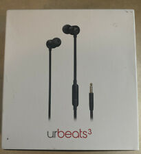 Beats by Dr. Dre urBeats In-Ear Headphones - Black