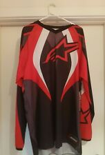 Alpinestars Mx racer Jersey - new, genuine with tags