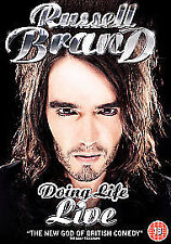 Russell Brand: Doing Life - Live [2007] [DVD], Very Good DVD, ,