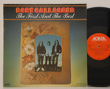 Rory Gallagher     The first and the best     Acanta      Blues Rock      NM # S