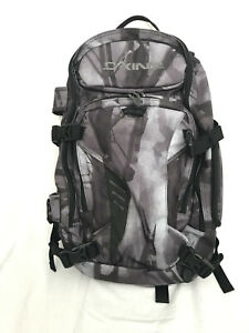 Dakine Heli Pro DLX Deluxe 20L Skiing Snowboarding Backpack Smoke Never Used