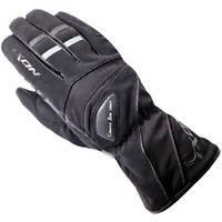 Ixon Ladies Pro Donna HP Waterproof Motorcycle Motorbike Textile Glove - Black