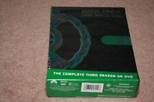 Star Trek: Deep Space Nine - The Complete Third Season (DVD, 2003, 7-Disc Set)
