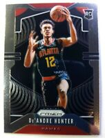 2019-20 Panini Prizm De'Andre Hunter Rookie RC #251, Atlanta Hawks