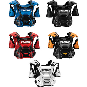 Thor Guardian Men's Motocross Offroad ATV Roost Protector - Pick Color/Size