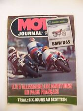 Moto Journal Mai 1979 N°411 BMW R65