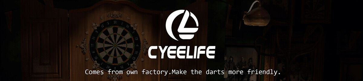 Cyeelife Darts