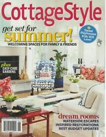Cottage Style Get Set for Summer Country Collectibles May/June 2019