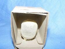 Vintage antiguo manto para Lámpara de luz invertida Caravana De Parafina En Caja