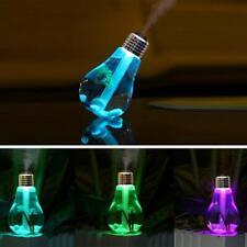 LED Lampe Luftbefeuchter Aromatherapie Luftreiniger Air Purifier Vernebler