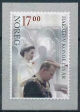 NORWAY Sc. 1786 Reign of King Harald V Anniv. 2016 MNH