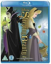 SLEEPING BEAUTY [Disney Blu-ray] NEW & SEALED