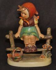 "Goebel Hummel ""Just Resting"" Figurine 112/1 Tmk 4"