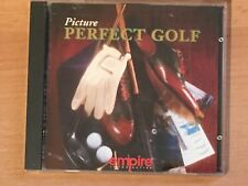 Picture Perfect Golf by Empire Interactive on PC CD Rom