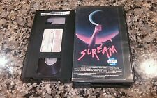 SCREAM VHS! 1981 Slasher! Don't Go Into The Woods The Forest Friday The 13th