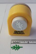 Paper punch Fancy Oak leaf