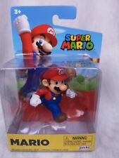 World of Nintendo Super Mario Wave 19 Mario 2.5-Inch Mini Figure [Running]