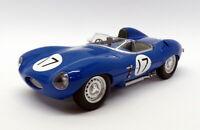 CMR 1/18 Scale CMR145 - Jaguar D-Type - #17 3rd 24h Le Mans 1957