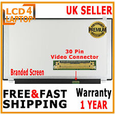 "Replacement CHI MEI CMO N156BGE EB2 REV C1 eDP Laptop Screen 15.6"" LED HD Panel"