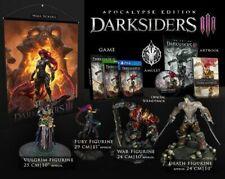 Darksiders III 3 Apocalypse Edition Statues PC New Unopened Collectible