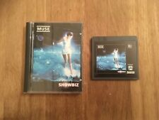 MUSE SHOWBIZ MINI DISC VERY GOOD CONDITION!!