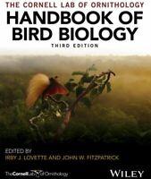 Handbook of Bird Biology 3rd Edition ✔️ FAST DELIVERY ✔️[PĐF]🔥