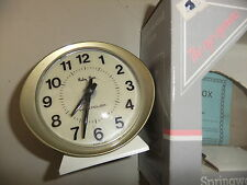 Vintage Collectable Clocks with Alarm