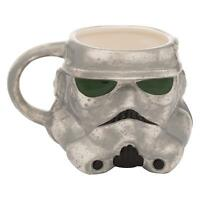 STAR WARS - MUD TROOPER - CERAMIC SCULPTED MUG - BRAND NEW 20 OUNCES - 56011