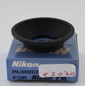 NIKON FM Gummi Sucher Augenmuschel Rubber Eye Cup Japan 2070/21