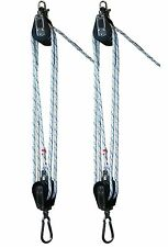"BL002 - MEDIUM BOAT LIFT TACKLE WITH 3/8"" ROPE INCLUDED"