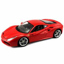 Bburago Ferrari 488 GTB 1:18 - 15616008R