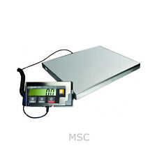 JSHIP DIGITAL 150kg 332lb PARCEL POSTAL WEIGHING SCALES FREE AC ADAPTER