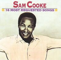 Sam Cooke - 16 Most Requested Songs CD