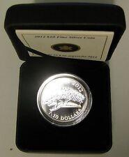 2012 Proof $10 Praying Mantis Canada .9999 silver ten dollars