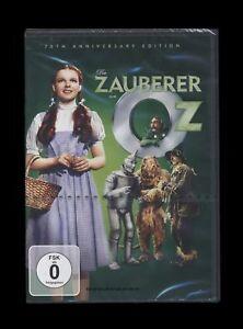 DVD DER ZAUBERER VON OZ 70th ANNIVERSARY EDITION - JUDY GARLAND - Musical * NEU