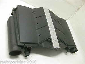 2000 MERCEDES S500 S430 INTAKE AIR BOX CLEANER ASSEMBLY 112 094 00 04 OEM 00-06
