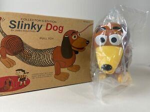 Slinky Toy Story Zig Zag, Chien à ressort Jouet Rétro Original Edition Collector