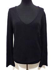 MAX & CO. Maglione Maglia Donna Viscosa Woman Rayon T-Shirt Sweater Sz.M - 44