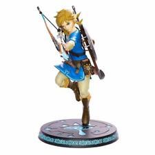 Legend of Zelda - Figur Statue Link - Breath of the Wild BOTWL - First 4 Figures