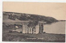 Spinningdale Dornoch Vintage Postcard 389a