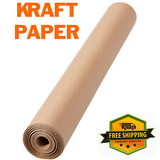 750MM x 25M STRONG BROWN KRAFT WRAPPING PAPER 90GSM