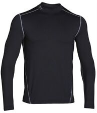 Under Armour Men's UA Base Layer ColdGear Mock Mens TALL 4XLT MSRP $50 1265648