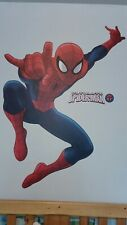 RoomMates Ultimate Spiderman Peel and Stick Giant Wall Decal